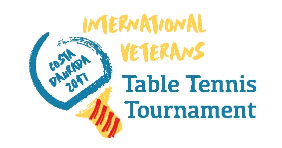 Table Tennis Tournament Costa Daurada 2017