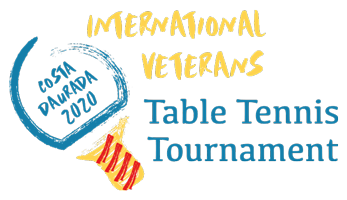 Table Tennis Tournament Costa Daurada 2020