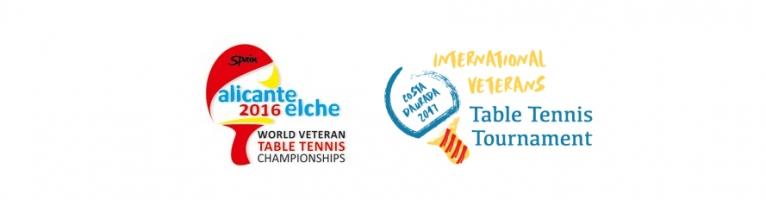 I Torneig Internacional de Tennis de Taula de Veterans Costa Daurada 2017 al Mundial de WVC d'Alacant