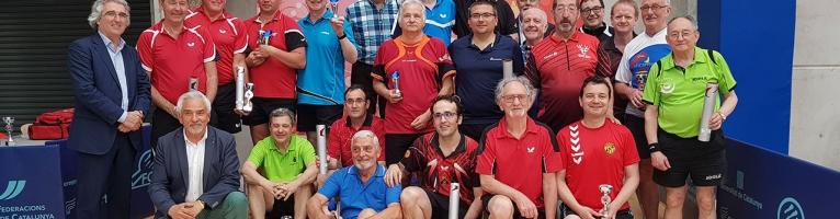Cloenda del II Open Internacional de Veterans